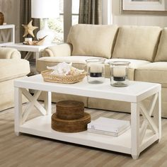 Hammary Transitions 2-Piece Coffee Table Set
