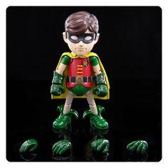 Batman Clássico 1966 Series TV Robin metal Figura Figuração - Herocross - Batman - Figuras de Ação em entretenimento Planeta Terra