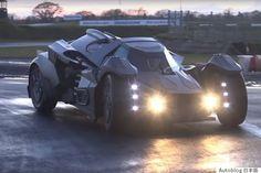 まるでバットモービル! ランボルギーニがベースの「ガヤルド」が公道ラリーに登場(動画)                                                                                                                                                      もっと見る