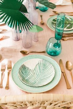 Tropical plants have been quite the rage in party and home decor.I've...  Read more »