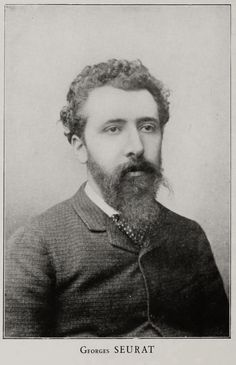 Friday 2nd of December 1859  Painter Georges Pierre Seurat is born in 60 Rue de Bondy, Xe, Paris, Île-de-France, France.