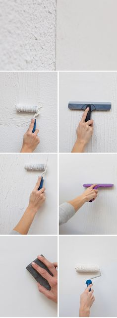 Comment réparer les volets, gonds et portes en extérieur Enduits - comment boucher une fissure dans un mur exterieur