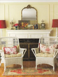 Theresa Flannery's Minneapolis Home. Country French, Fall Winter 2009