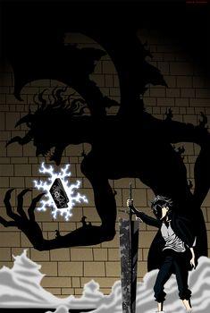 Aster from manga Black Clover Anime Chibi, Anime Kawaii, Manga Anime, Anime Art, Black Clover Asta, Black Clover Anime, Otaku Anime, Neue Animes, Arte Black