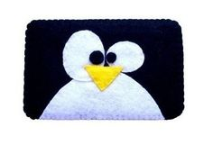 penguin hairclips.  @Emily Bradeen-Duncan- there are a LOT of cute ones on here for you!