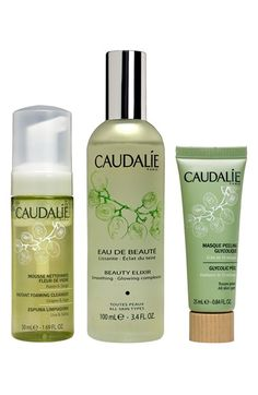 CAUDALÍE+'Prep+for+Radiance'+Set+(Limited+Edition)+($76+Value)+available+at+#Nordstrom