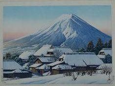 Thumbnail of Original Japanese Woodblock Print by Hasui, Kawase