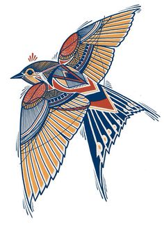 tattoo idea David Hale/Love Hawk