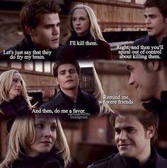 "S5 Ep16 ""While You Were Sleeping"" - Stefan & Caroline"