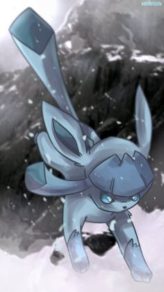 Day (552) 022 ROUND TWO - Glacia | Glaceon by AutobotTesla on DeviantArt