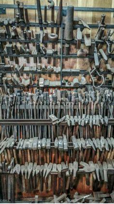 Pra gente que gosta de ferramentas..