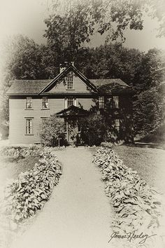 Louisa May Alcott's Orchard House, New England