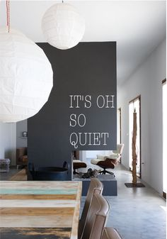 Nice idea for in the bedroom or reading corner!