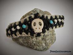 POTIONSMITH: Skull Hemp Jewelry Series: Round 2 – Vertical Lark...