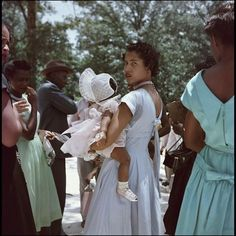Nothing like a little chatting after church. Especially when it's inspired by a Gordon Parks photo. #blacksouthernbelle