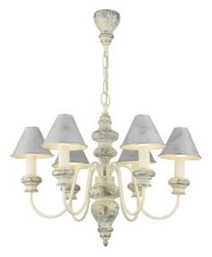 shabby chic ceiling lights - Google Search