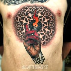 thievinggenius:  Tattoo done byJonathan...