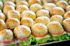 Adimóveis: Receita de Sexta: Mini sanduíche
