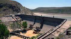 Dam in San Luis Potosi, Mexico