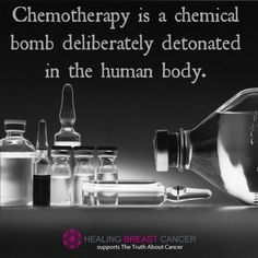 "The Dangers of Chemotherapy  Chemotherapy remains the most widely used protocol for treating cancer. Considering the groundbreaking discoveries happening all over the world, it is disheartening that the ""three pillars"" (chemotherapy, radiation, and surgery) are still what doctors choose first. http://healingbreastcancerblueprint.com/ttac/2016/does-chemotherapy-help-or-harm-the-patient/"