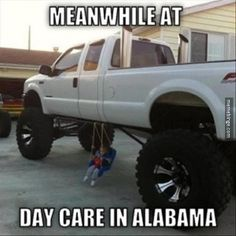 Good use of a lifted truck. http://mbinge.co/VNPTjB