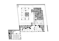 Old Mill Hotel Belgrade,Ground Floor Plan