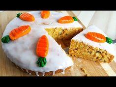 Carrot Cake   کیک زردک Sushi, Carrots, Make It Yourself, Cake, Ethnic Recipes, Food, Kuchen, Essen, Carrot