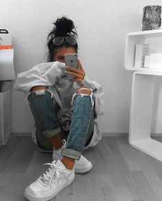 streetwear street style clothes look outfit ootd Trendy Outfits, Fall Outfits, Summer Outfits, Cold Day Outfits, Ghetto Outfits, Cheap Outfits, Hippie Outfits, Sweater Outfits, Teen Fashion