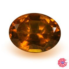 Variety        Orange Sapphire Weight        2.280 ct Size                8.23*6.51*4.76 Shape        Oval Cut                Step Color          Vivid Orange Clarity        Internally Flawless TreatmentsHeated Qty                1