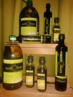 #Aceite de #oliva #virgen de #Extremadura.  #Diferentes #formatos. Consulta precios