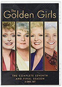 Amazon.com: The Golden Girls: Season 7: Beatrice Arthur, Rue McClanahan, Betty White, Estelle Getty: Movies & TV