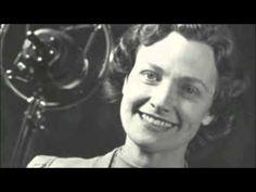 """Kathleen Ferrier """"Der Musensohn""""  Schubert"""