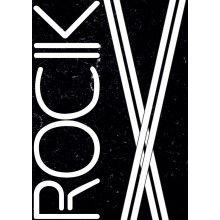 "Juliste ""Rock"" - A4, A3, 50x70cm"