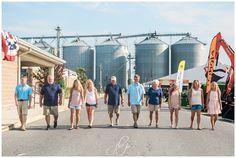 Janice Louise Photography | Delaware Portrait Photographer | Family Portrait Session | Delaware State Fairgrounds, Harrington | carnival, fair