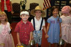 Boys Nursery Rhyme Character Costume Ideas