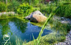 Zahrada s jezerem   Atelier Flera