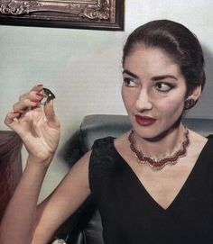 Maria Callas, Commendatore OMRI, was an American-born Greek soprano and one of the most renowned and influential opera singers of the 20th century. Critics praised her bel canto technique, wide-ranging voice and dramatic interpretations.