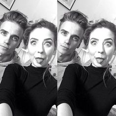 Zoe & Joe on snapchat! by zoellafansig