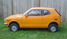 1971 Honda 600 Coupe (Love these little guys!)  Drove from Petaluma, Ca to Washington, DC with a luggage topper.
