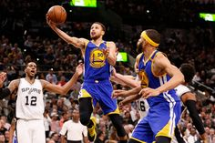 Photo              Stephen Curry driving to the basket during the Golden State Warriors' comeback win on Wednesday.                                      Credit             Soobum Im/USA Today Sports, via Reuters                      SAN ANTONIO — Stephen Curry scored 29 points, Klay Thompson...  http://usa.swengen.com/warriors-erase-22-point-deficit-to-beat-spurs-and-build-lead-in-west/