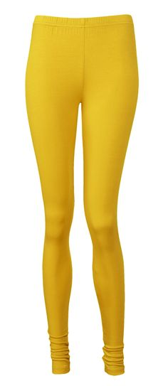 Bamboo jersey footless tights with a casual cut and ankle length - Skin-tight but soft!