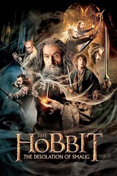 Watch The Hobbit: The Desolation of Smaug full hd online The dwarves, along with Bilbo Baggins and Gandalf the Grey, continue their quest to reclaim Erebor, their homeland, from Smaug. Bilbo B Legolas, Gandalf, Thorin Scudodiquercia, Le Hobbit Film, The Hobbit Movies, Hobbit 1, Tolkien Hobbit, Martin Freeman, Ian Mckellen