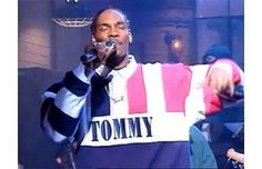 Top it off with a sick Tommy Hilfiger polo... | A Typical Day For A Teenage Boy In The Late 90's