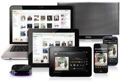La concorrenza fa sicuramente bene agli utenti come quella tra Apple e Amazon. Le due società, infatti, oltre a concorrere nel settore dei tablet, si fanno concorrenza anche nella vendita di prodotti virtuali come libri, brani musicali e video. Attualmente i brani musicali venduti all'interno del negozio di Amazon hanno prezzi leggermente inferiori a quelli venduti in quello di Apple. I brani musicali, infatti, partono da € 0,69 arrivano a € 1,19, stessa questione anche per gli album…