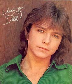 There he is, David Cassidy
