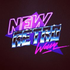 The Retrowave scene continues to expand. Thank you for your continued support and stay retro. Visit www.newretrowave.com and live your retro dreams. #80s #retro #newretrowave #nostalgia #neon #nrw...
