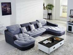 каковы различные типы современных диванов ?