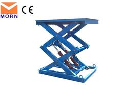 Hydraulic lifting system, the far-end control and multi-control points at the different floors could be realized hierarchical control.