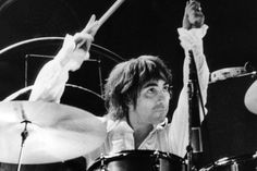 Keith Moon Death Photo   Keith Moon Asked to Play Olympic Ceremonies