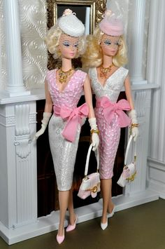 Paradise Gallery Candy Fashion Dolls Candy Twins Barbie
